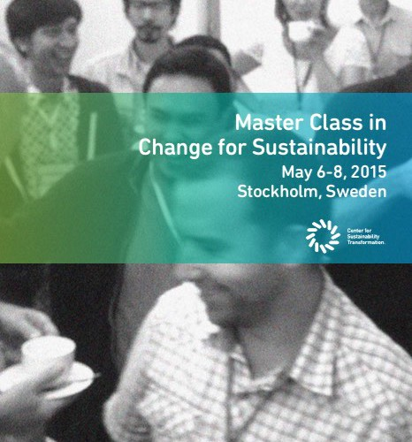 Master Class in Sustainability / Understanding the SDGs