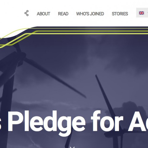 AtKisson Group Joins Paris Pledge for Action